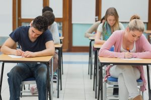 practice test ACT SAT standardized scores