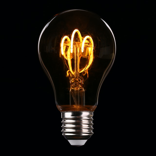 light bulb learning moment